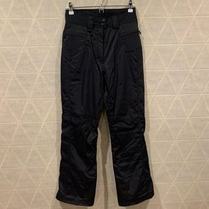 Marker womens ski snowboard pants black 6
